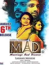 MAD - Marriage And Divorce (2021) DVDScr Telugu
