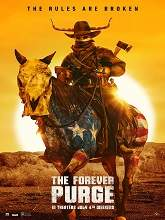 The Forever Purge (2021) HDRip
