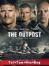 The Outpost (2020) BRRip Original [Telugu + Tamil + Hindi + Eng] Dubbed Movie Watch Online Free