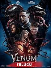 Venom: Let There Be Carnage (2021) DVDScr HQ Line [Telugu + Eng] Dubbed Movie